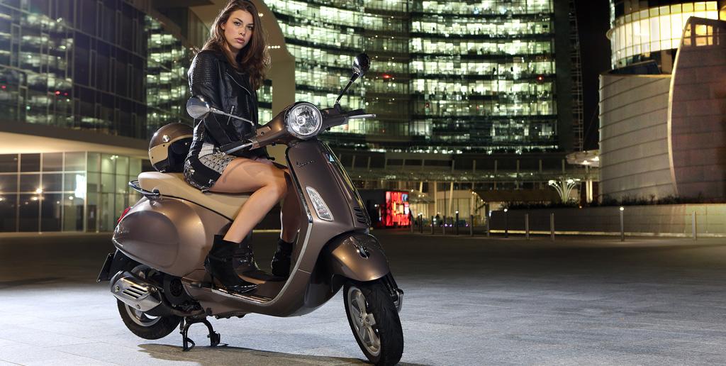 意大利vespa Primavera (春天)新车上市